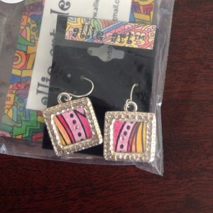 Earrings- Large