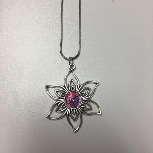 Necklace-Flower
