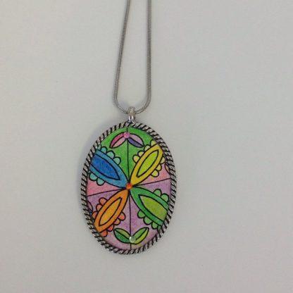 Necklace- Oval