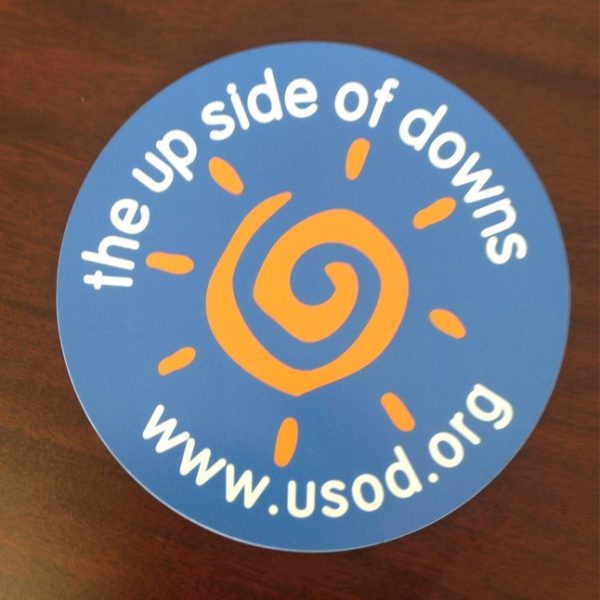 USOD Car Magnet