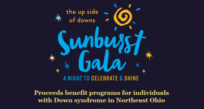 The Upside of Downs Sunburst Gala