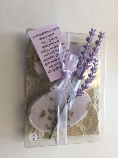 lavender soap set